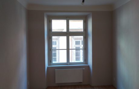 Pokoj s oknem